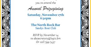 Prizegiving Invite