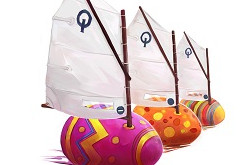 Easter Sailing Camp