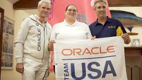 Oracle Team USA refurbishes 15 Optis