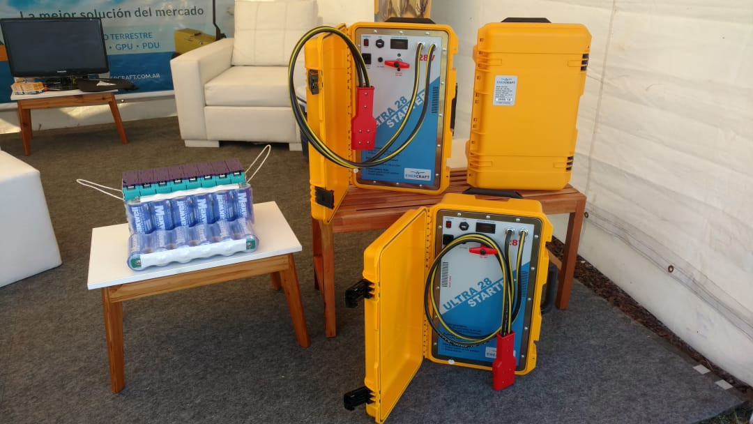 ENERCRAFT Ultra-Starters 28V