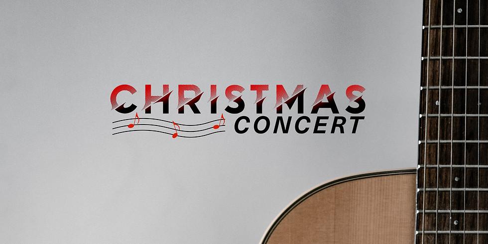 Christmas Concert - 11:00am