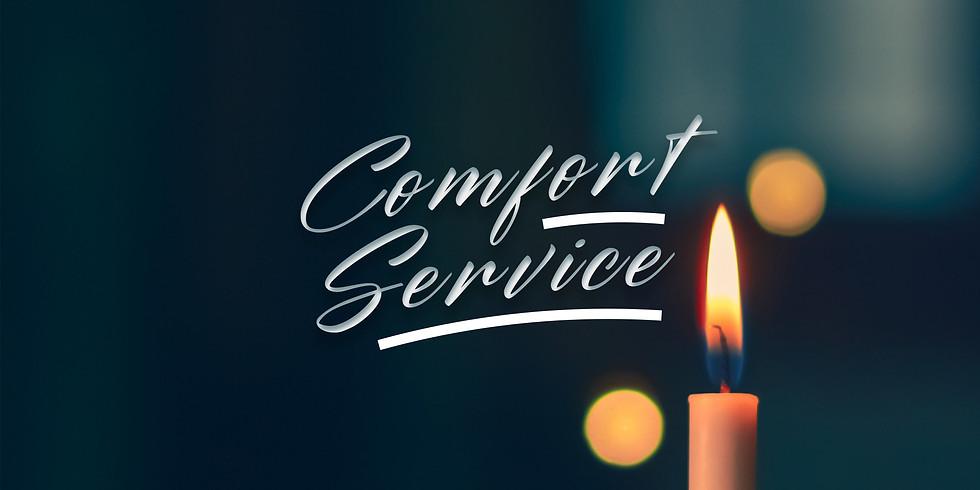 Comfort Service - 9:00am