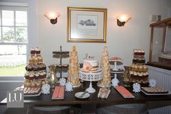 CBBC Dessert Table