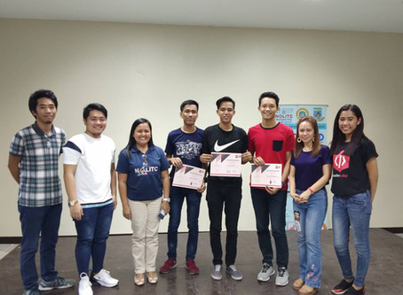 SDTP-NOLITC's First Go Tournament held in Bacolod City