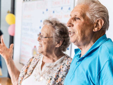 Keeping Older Adults Connected Through Music Therapy During Seniors Month in Ontario