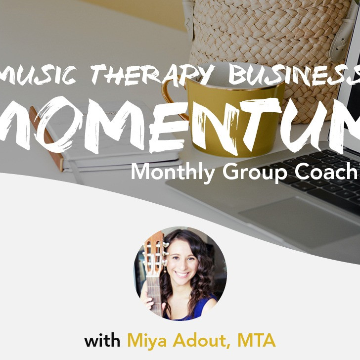Music Therapy Business Momentum: Class of 2021