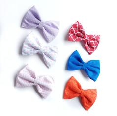 Coleção Vintage - Laço Gravatinha