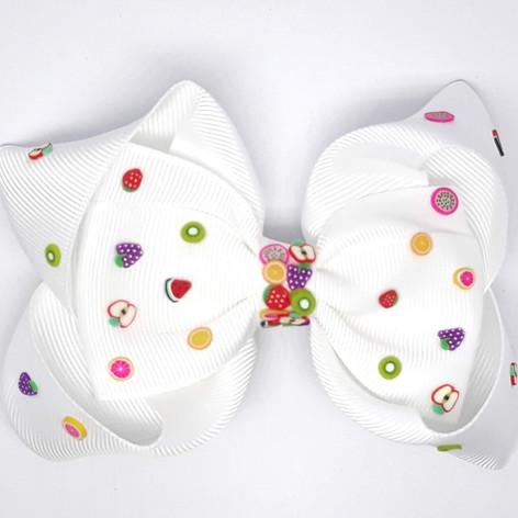 Laço Nicole - Coleção Frutinhas