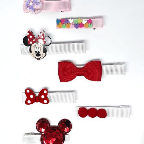 Coleção Mickey Hair Clip