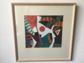 Framed Ikthus (1966)