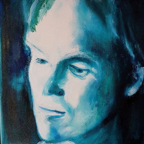 Starman - Portrait of Jeff Bridges