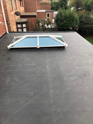EPDM gives a good finish