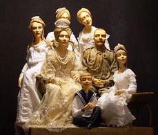 'Tsar-Nicholas II-&-Family' (The Romanov