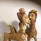 HORSE COUPLE - 1