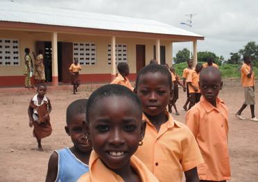Pupils-at-Gbenfu