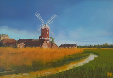 Cley Mill Norfolk