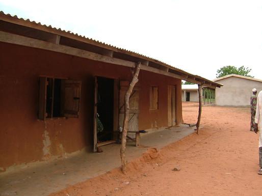 Nasirya old classroom