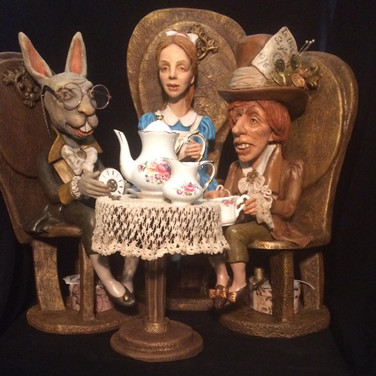 Madhatters Tea Party SOLD