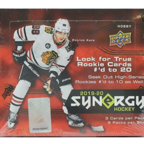 UPPER DECK SYNERGY 2019-20 - En magasin seulement/In store