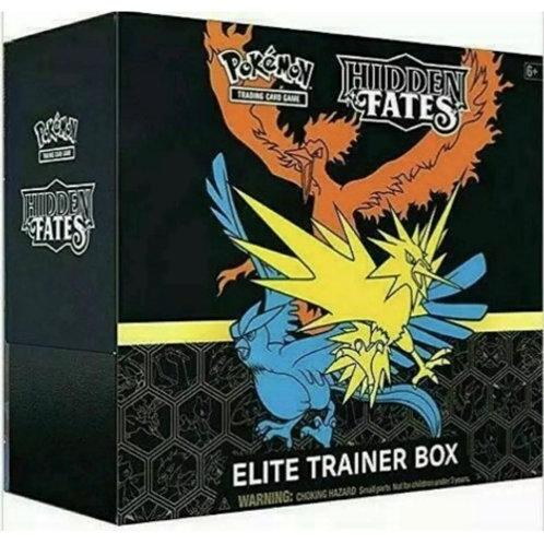 ELITE TRAINING BOX HIDDEN FATES
