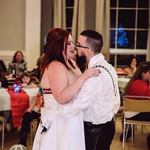 Jennifer & Patrick Wedding