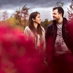 Stephanie & Jamie