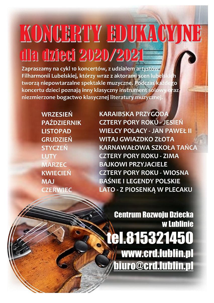 koncert-plakat