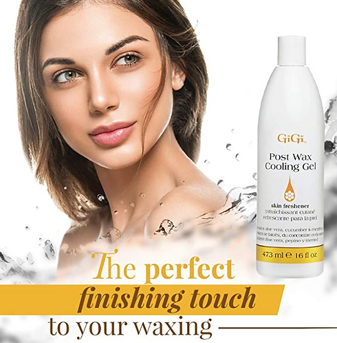 Post Wax Cooling Gel Gigi