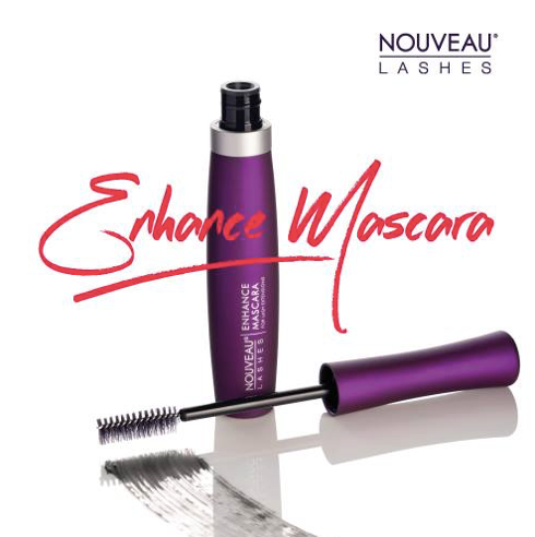 Enhance mascara - for eyelash extensions