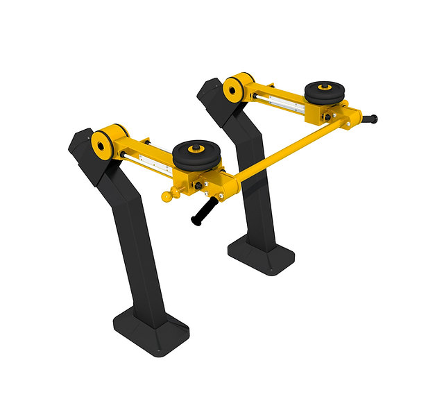 appareil musculation exterieur squat
