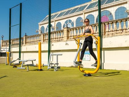 Aire de Fitness d'Extérieur : la norme référence