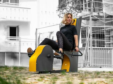 Résistance magnétique et chargement : notre dernière innovation Fitness Extérieur