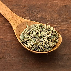 50g Dried Fennel Seeds