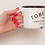 Thumbnail: Vernis à ongles Vegan - Popincourt - Le rouge à ongles
