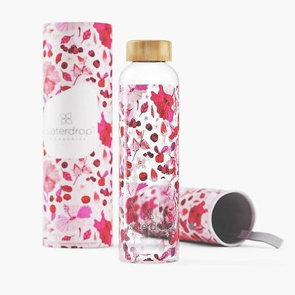 BOUTEILLE EDITION - RELAX MAGENTA - BOOST VIOLE  - WATERDROP