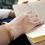 Thumbnail: Bracelet jonc manchette RESONANCE