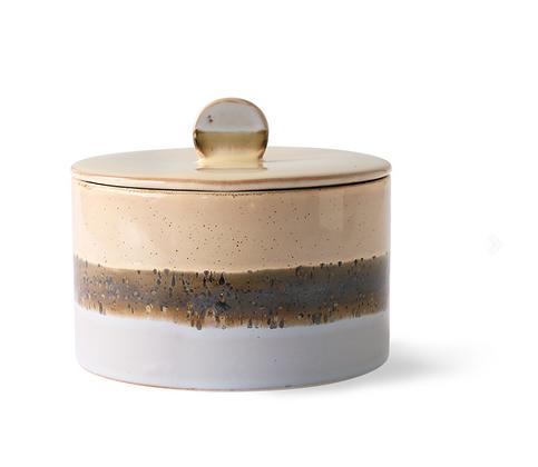 Pot en céramique 70's