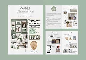 CARNET D INSPIRATION