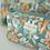 Thumbnail: Trousse beauté - Zinnia Azur - Bindi Atelier