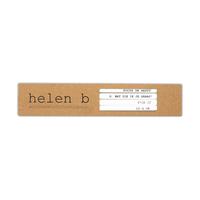 "SET DE 4 PENCILS ""JE T'AIME A LA FOLIE""  - HELEN B"