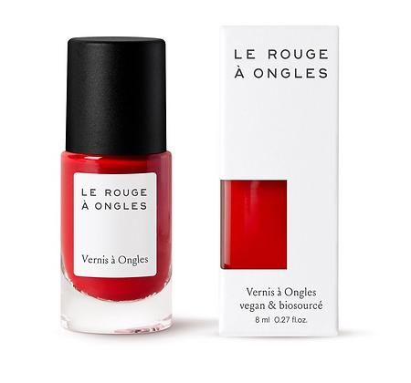 Vernis à ongles Vegan - Montmartre - Le rouge à ongles