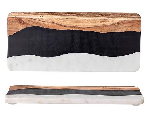 Planche à découper , bois et marbre BLOOMINGVILLE