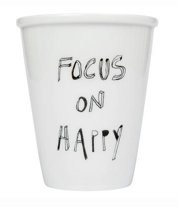 "Tasse ""Focus on Harry"" HELEN B"