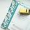Thumbnail: Protège carnet de santé - Avani Indigo - Bindi Atelier