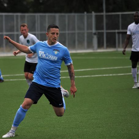 Gulls Advance in Cup, 2-0