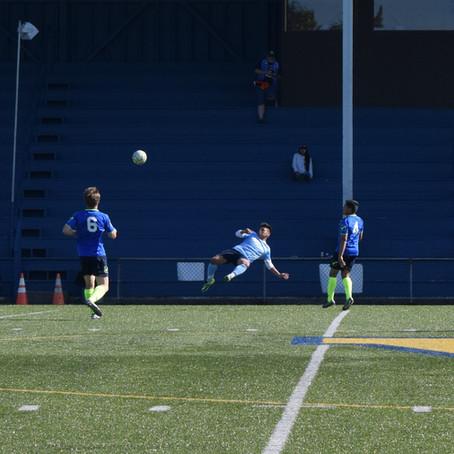 Gulls Earn 2-1 Victory