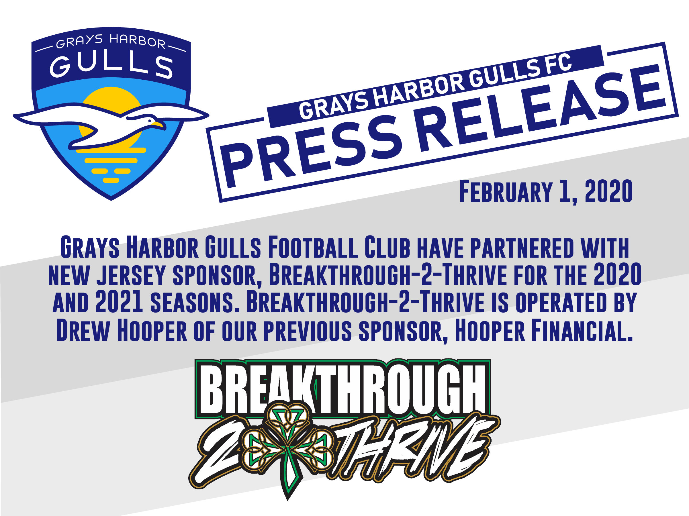 sponsor press release
