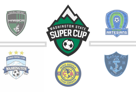 Washington State Super Cup Draw