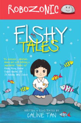 Robozonic #2: Fishy Tales