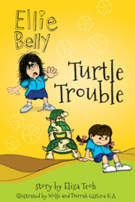 Ellie Belly #3: Turtle Trouble